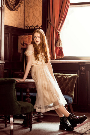Sadie SInk - Empire UK Photoshoot - 2017
