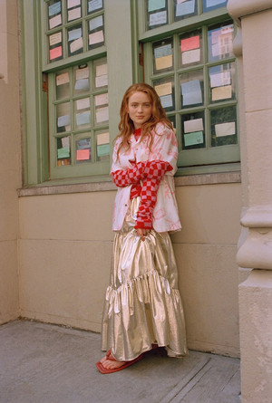 Sadie SInk - Teen Vogue Photoshoot - 2019
