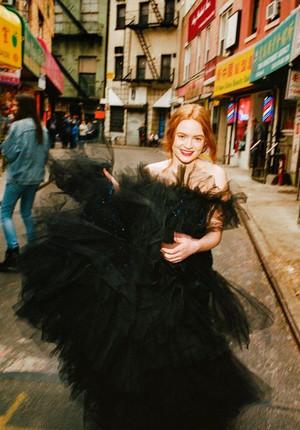 Sadie Sink - Harper's Bazaar Photoshoot - 2019