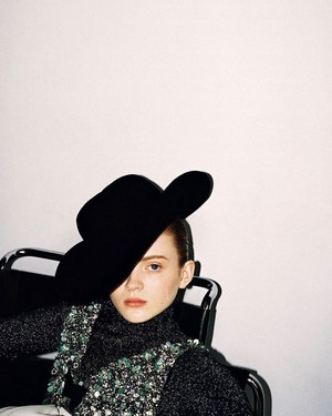 Sadie Sink - Vogue Portugal Photoshoot - 2019