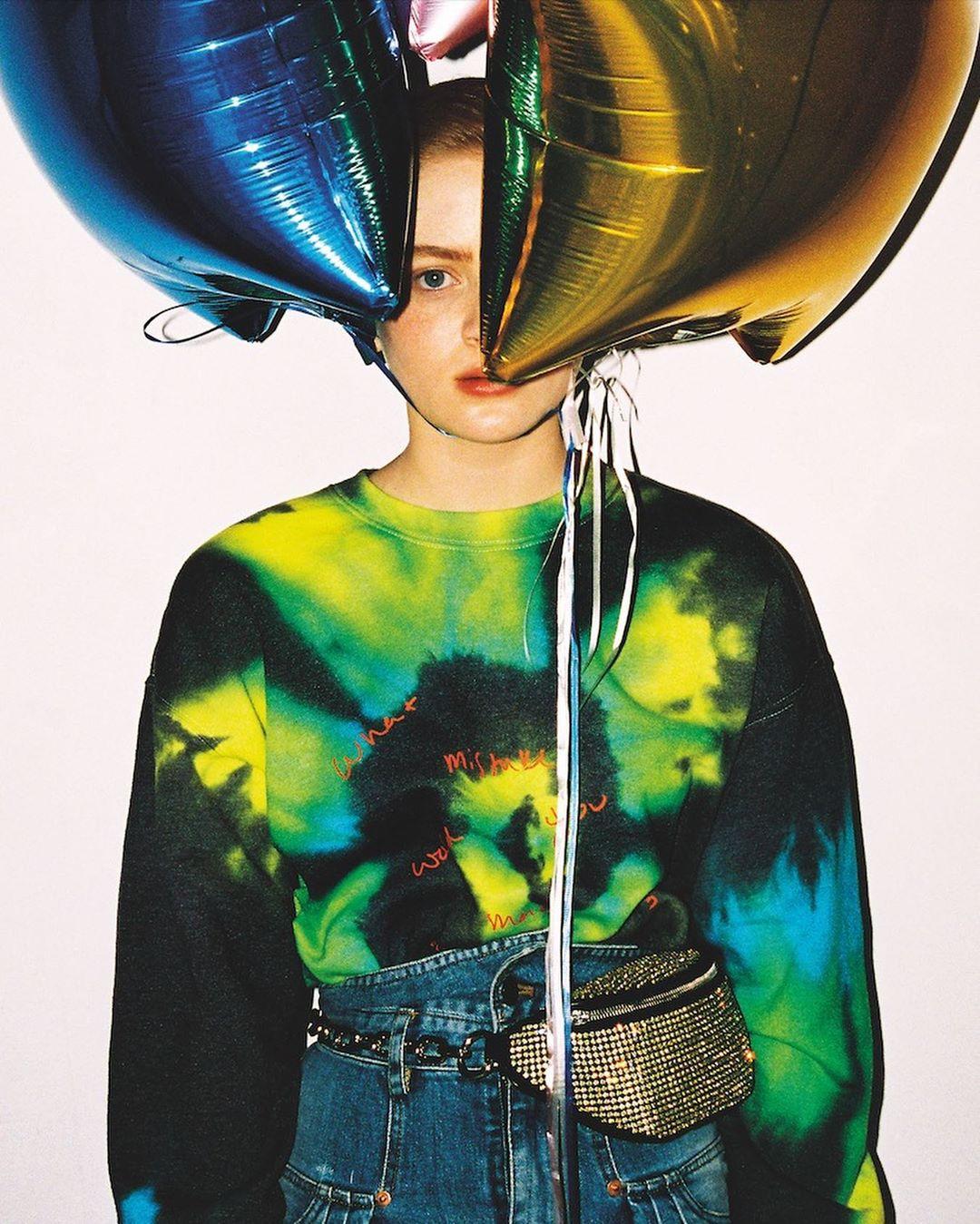 Sadie Sink - Vogue Portugal Photoshoot - 2019