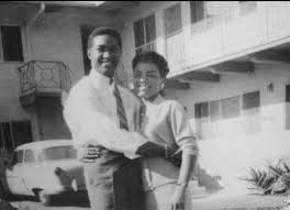 Sam Cooke And Second Wife, Barbara