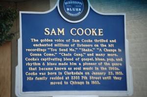 Sam Cooke Marker