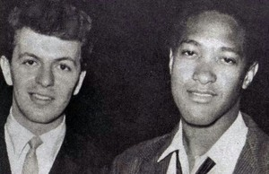 Sam Cooke and Dion