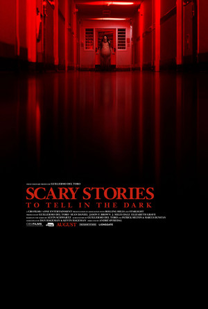 Scary Stories to Tell in the Dark ~ Pale Lady Poster
