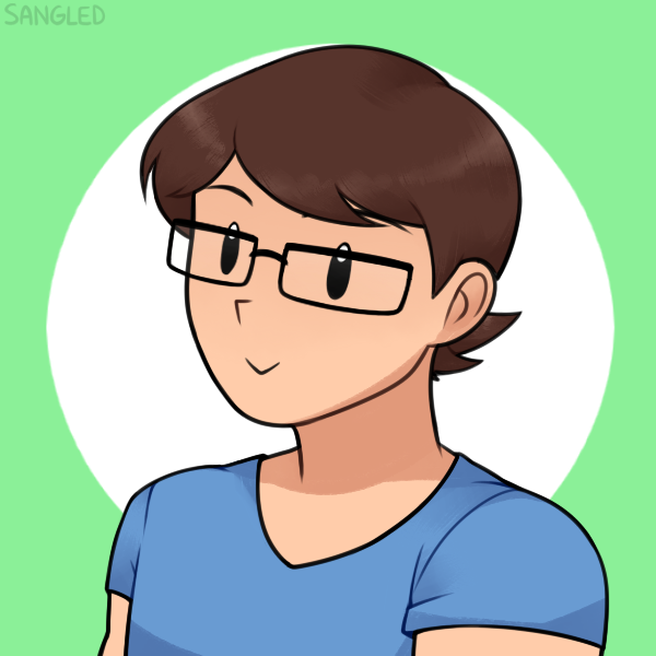 Sean In Anime Form