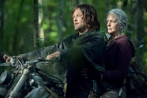 Season 10 Still ~ Daryl and Carol