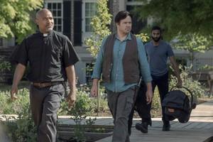 Season 10 Still ~ Gabriel, Eugene and Siddiq
