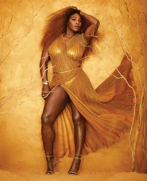 Serena Williams: Harper's Bazaar - August 2019