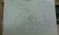 Serpy Cuddles - darkmoon-and-zutaradragons-rps fan art