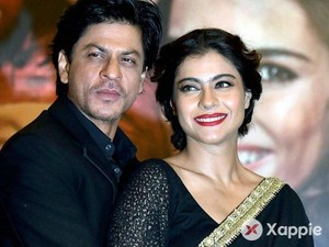 ShahRukhKhan and Kajol