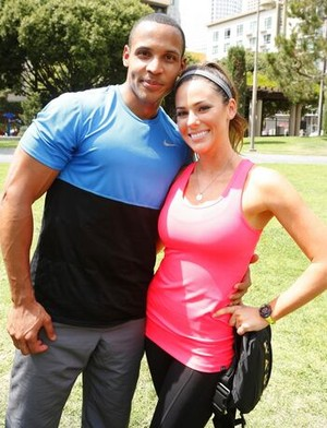 Shamir Arenzo and Sara Fowler (The Amazing Race 29)