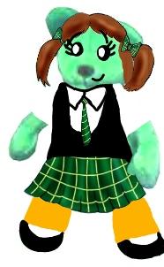 Stevie Schoolgirl