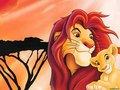 Simba And Kiara - the-lion-king-2-simbas-pride wallpaper