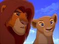 Simba And Nala - the-lion-king-2-simbas-pride wallpaper