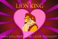 Simba And Nala - the-lion-king photo