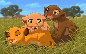 Simba Nala and  Chumvi