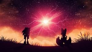 Sonic And Tails esmeralda Hunters
