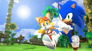 Sonic Boom - Sonic And Tails -