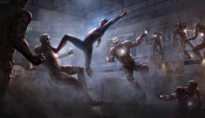 Spider-Man: Far From inicial New Concept Art