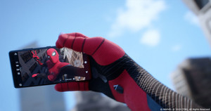 Spider-Man: Far From Главная -movie stills