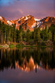 Sprague Lake Sunrise - gdragon612 photo