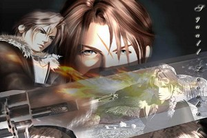 Squall Leonhart DO U Cinta HIM atau HATE HIM