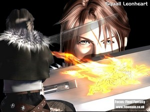 Squall Leonhart DO U LOVE HIM یا HATE HIM