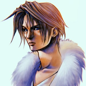 Squall Leonhart LOVER BIRTHDAY 23 AUGUST
