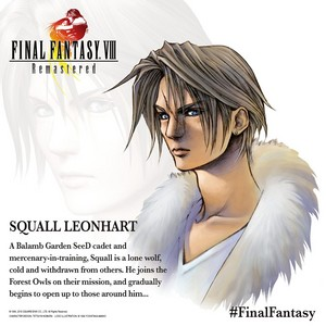 Squall Leonhart LOVER