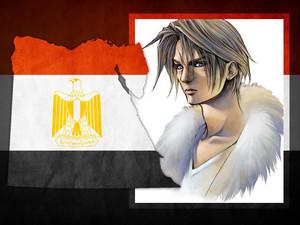Squall Leonhart SAY I AM EGYPTIAN HE FAKE EGYPT PEOPLE