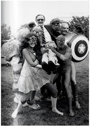 Stan Lee and Những người bạn