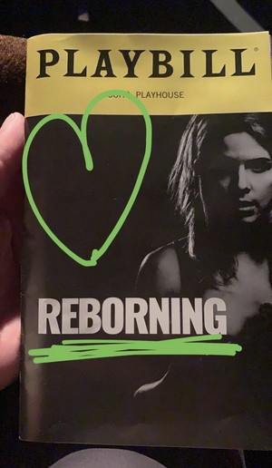 Stephen + Reborning.