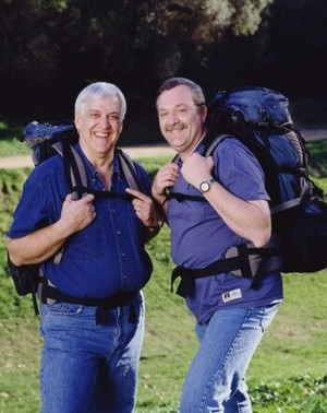 "Steven ""Steve"" Meitz and David ""Dave"" Cottingham (The Amazing Race 4)"