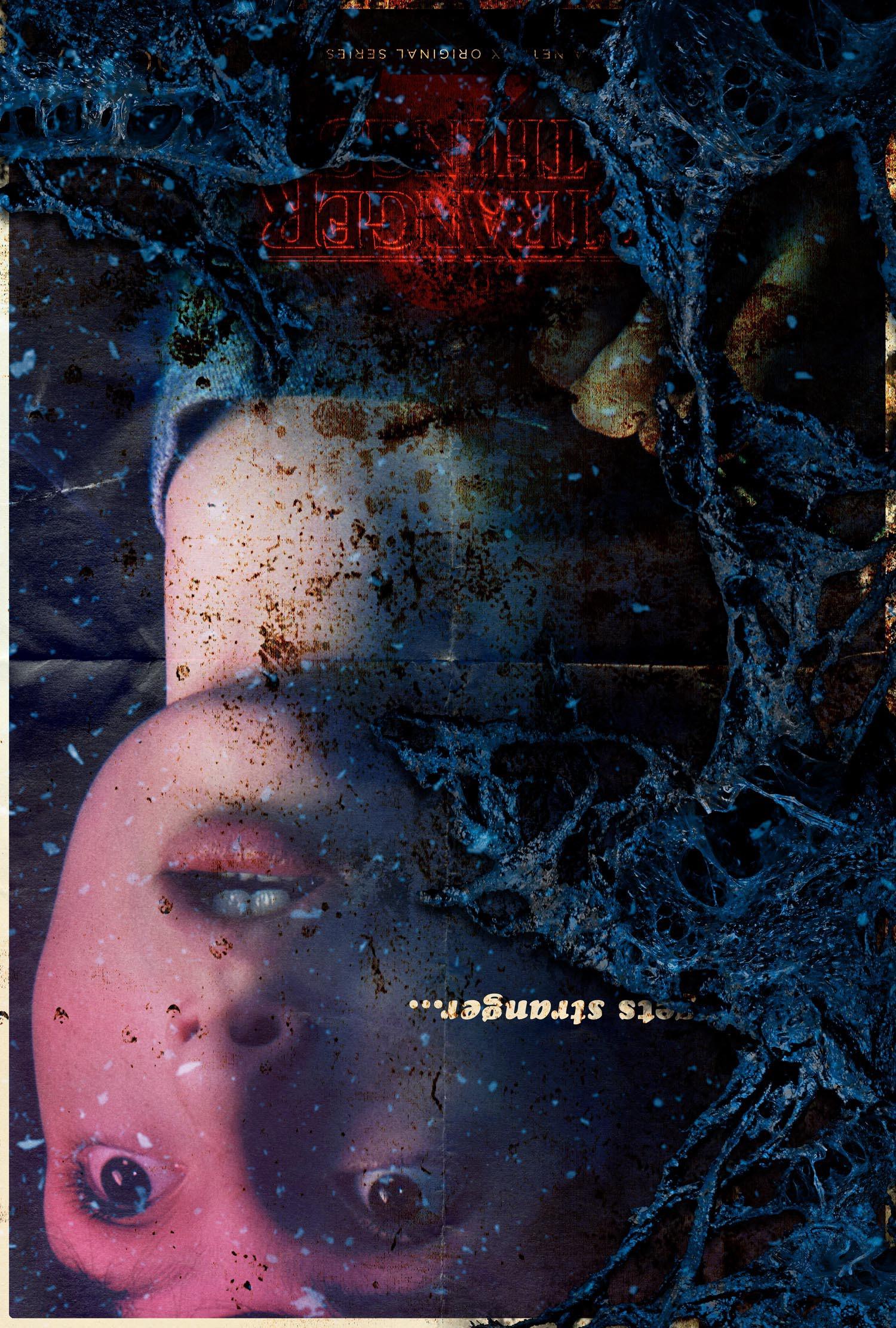 Stranger Things 2 - Upside Down Poster - Mike