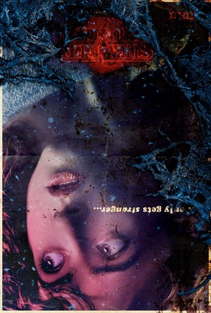 Stranger Things 2 - Upside Down Poster - Nancy