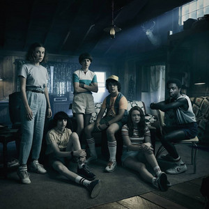 Stranger Things 3 Photoshoot - Rolling Stone Italy - 2019