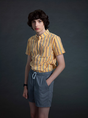 Stranger Things 3 Portraits - Mike Wheeler