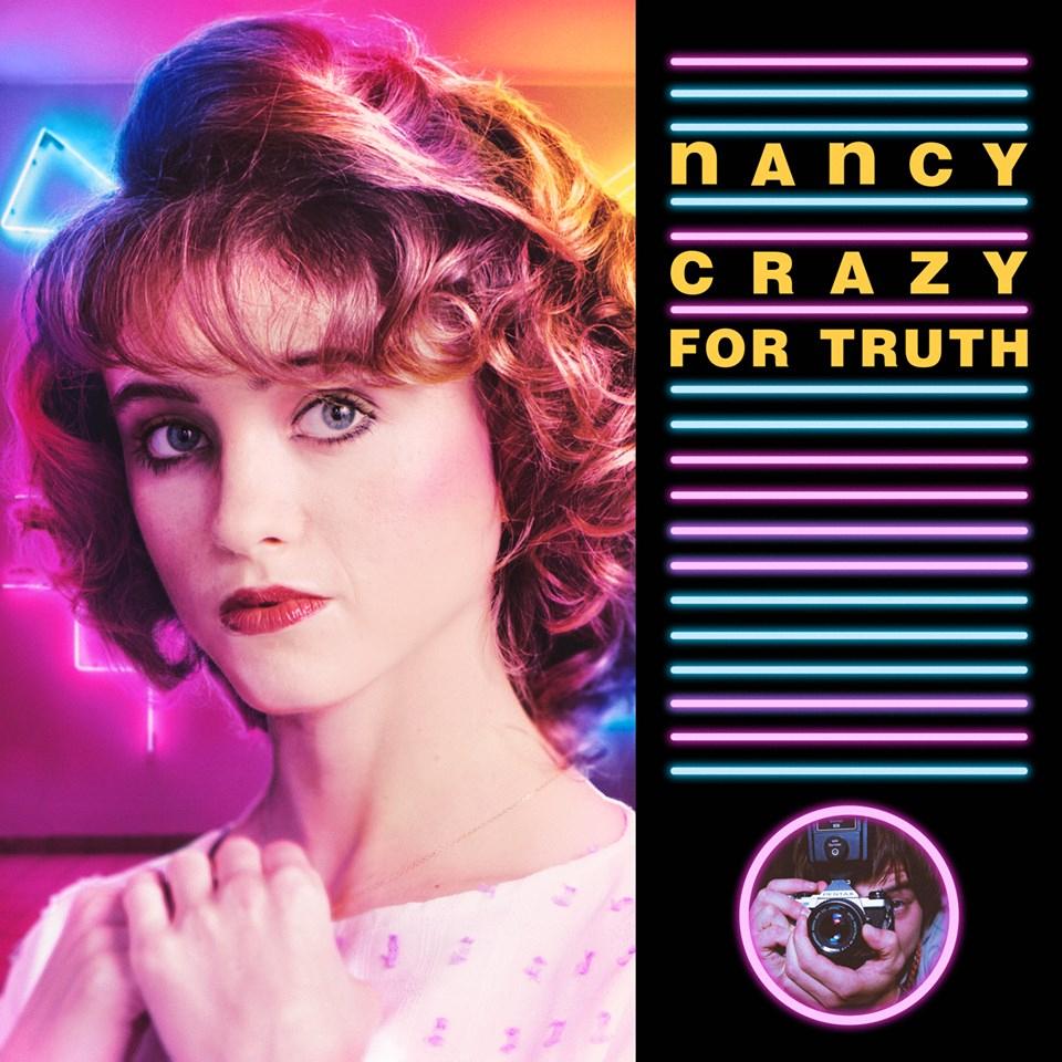 Stranger Things Album Cover: Nancy Wheeler is 'Crazy for Truth'