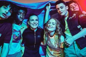 Stranger Things cast - New York Times Photoshoot - 2019