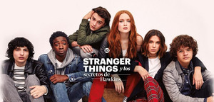Stranger Things cast - Rolling Stone Columbia Photoshoot - 2019