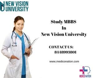 Study at New Vision universität
