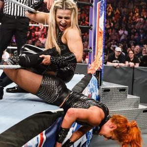 SummerSlam 2019 ~ Becky Lynch vs Natalya