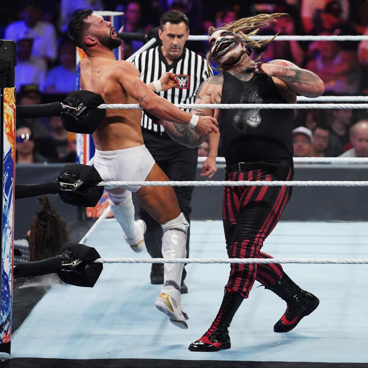 SummerSlam 2019 ~ Bray Wyatt vs Finn Balor