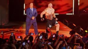SummerSlam 2019 ~ Brock Lesnar vs Seth Rollins