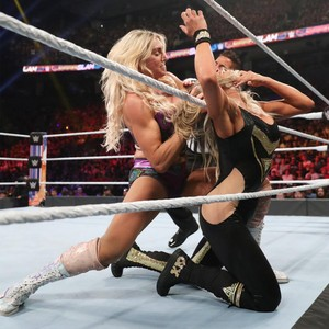SummerSlam 2019 ~ charlotte Flair vs Trish Stratus