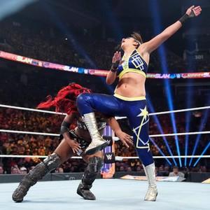 SummerSlam 2019 ~ Ember Moon vs Bayley
