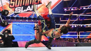 SummerSlam 2019 ~ Ember Moon vs Bayley