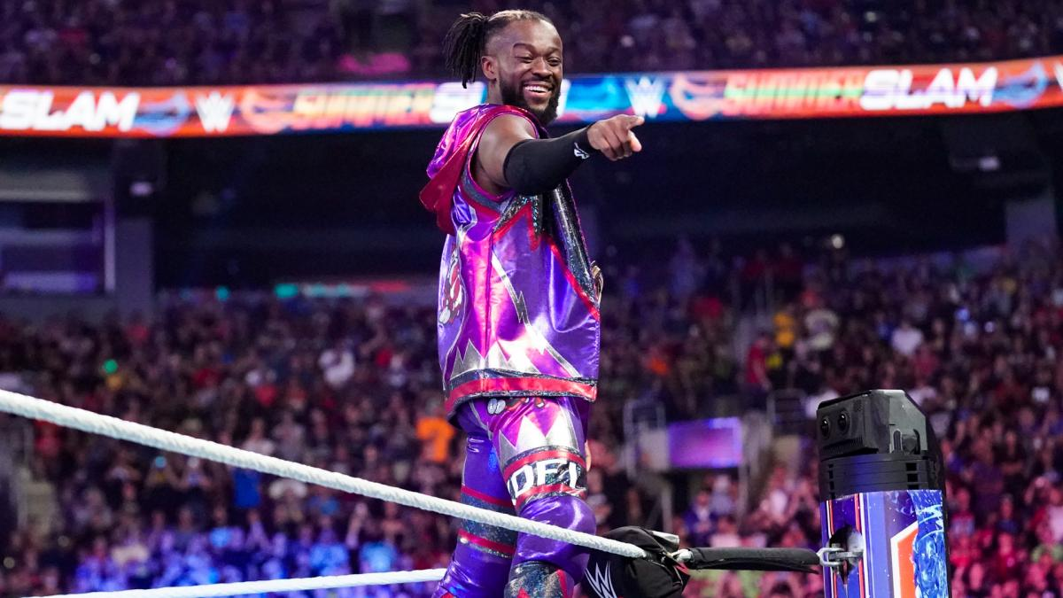 SummerSlam 2019 ~ Randy Orton vs Kofi Kingston