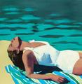 Sunbathing - ktchenor fan art